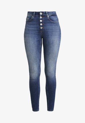 Jeans Skinny - dark-blue denim