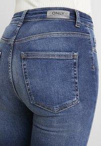 ONLY - Jeans Skinny Fit - dark-blue denim - 5