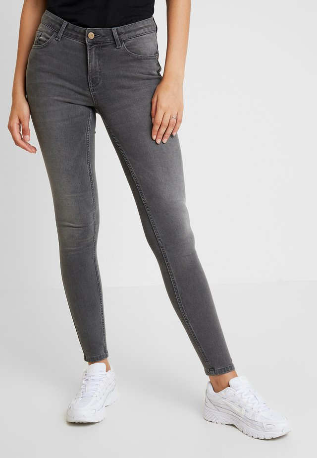 ONLCARMEN - Jeans Skinny Fit - grey denim