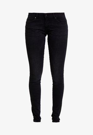 ONLFCORAL - Jeans Skinny Fit - black denim