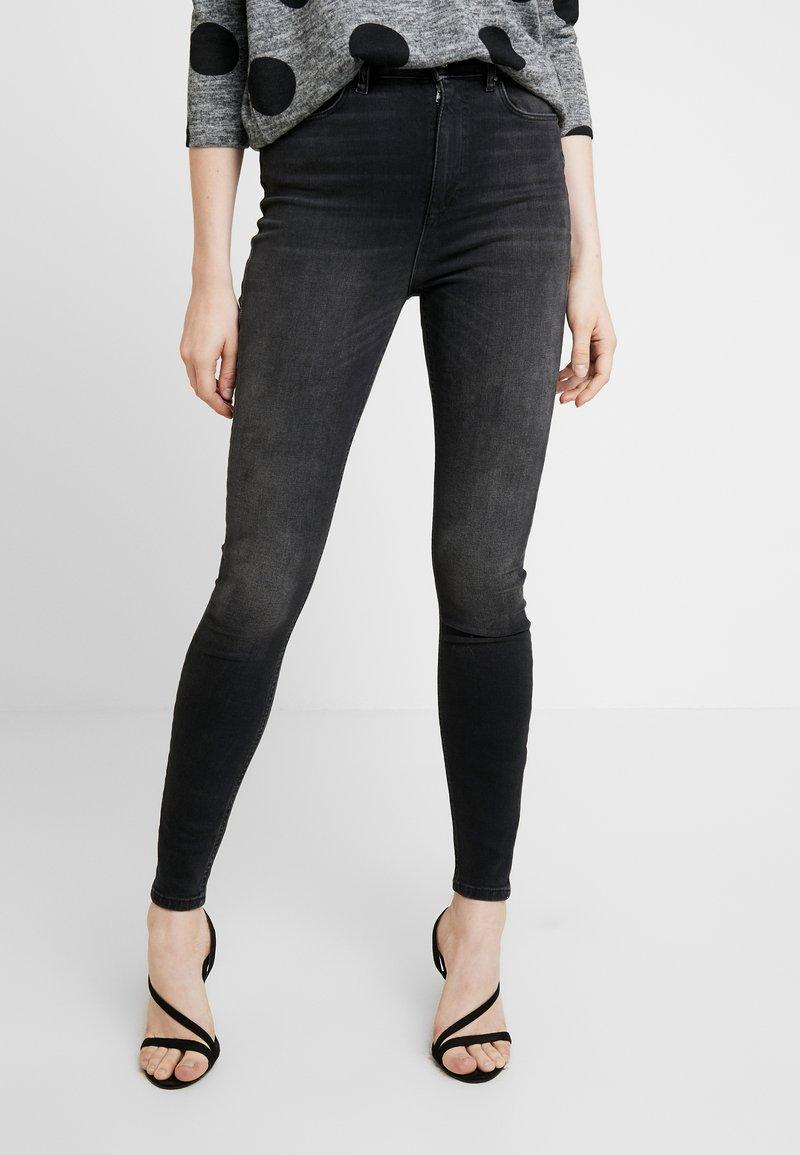 ONLY - ONLGOSH - Jeans Skinny Fit - black denim