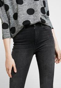 ONLY - ONLGOSH - Jeans Skinny Fit - black denim - 5