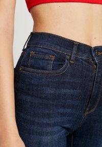 ONLY - ONLFNAHLA - Jeans slim fit - dark blue denim - 5