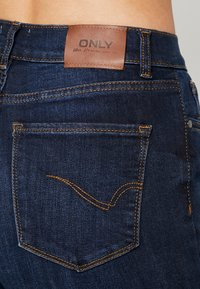 ONLY - ONLFNAHLA - Jeans slim fit - dark blue denim - 3