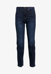 ONLY - ONLFNAHLA - Jeans slim fit - dark blue denim - 4