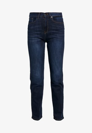 ONLFNAHLA - Jeans Slim Fit - dark blue denim