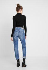 ONLY - ONLFFAYE LIFE - Jeans a sigaretta - medium blue denim - 2