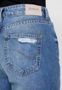 ONLY - ONLFFAYE LIFE - Jeans a sigaretta - medium blue denim - 5
