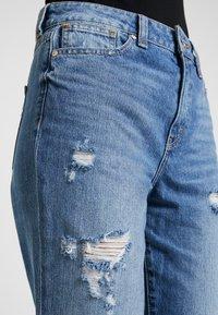ONLY - ONLFFAYE LIFE - Jeans a sigaretta - medium blue denim - 3