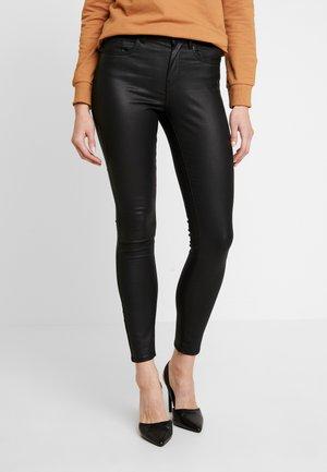 ONLFHUSH MID ANK - Jeans Skinny Fit - black