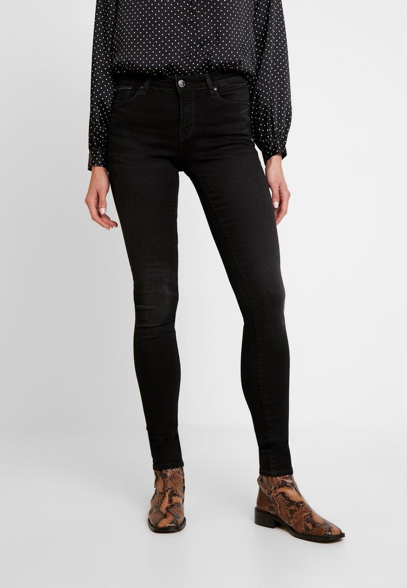 ONLY - ONLSHAPE - Jeans Skinny Fit - black denim