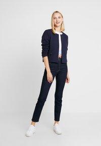 ONLY - ONLSIENNA - Jeans Skinny Fit - dark blue denim - 1