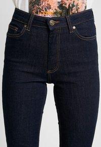 ONLY - ONLSIENNA - Jeans Skinny Fit - dark blue denim - 3