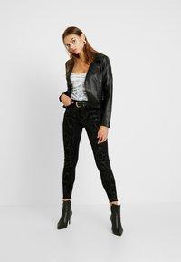 ONLY - ONLBLUSH - Jeans Skinny - black - 1