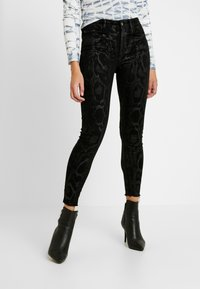 ONLY - ONLBLUSH - Jeans Skinny Fit - black - 0