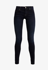 ONLY - ONLCARMEN - Skinny-Farkut - dark blue denim - 4