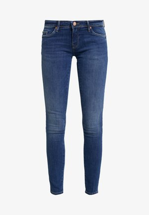 ONLCORAL - Jeans Skinny Fit - dark blue denim