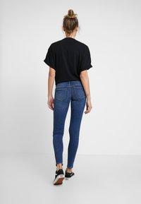 ONLY - ONLCORAL - Jeans Skinny Fit - dark blue denim - 2