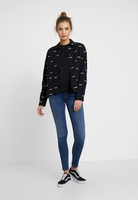ONLY - ONLCORAL - Jeans Skinny - dark blue denim - 1