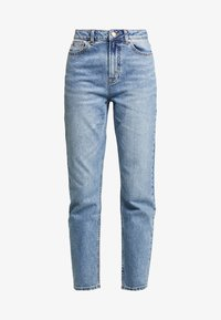 ONLY - ONLEMILY ANKLE - Straight leg jeans - medium blue denim - 4