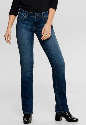 Jeans a sigaretta - dark blue denim