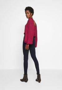 ONLY - ONLHELLA - Jeans Skinny - dark blue denim - 2