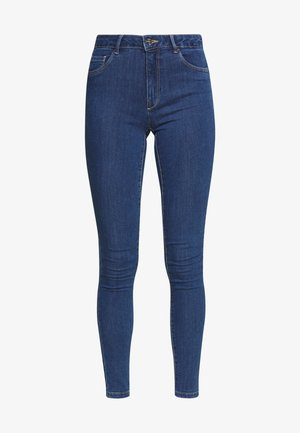 ONLHELLA - Jeans Skinny Fit - medium blue denim