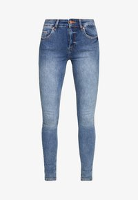 ONLY - ONLBLUSH MID - Jeans Skinny Fit - light blue denim - 4