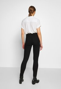 ONLY - ONLPAIGE PUSH UP  - Jeans Skinny Fit - black - 2