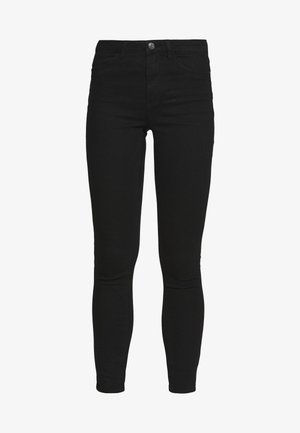 ONLPAIGE PUSH UP  - Jeans Skinny Fit - black