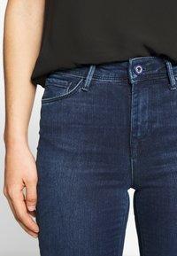 ONLY - ONLIDA - Jeans Skinny Fit - dark blue denim - 3