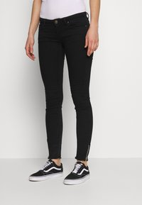 ONLY - ONLCORAL - Jeans Skinny Fit - black - 0