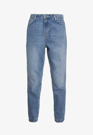 ONLCLIP - Relaxed fit jeans - medium blue denim
