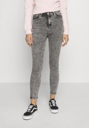 ONLMILA ACID - Jeans Skinny - grey denim
