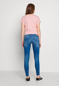ONLY - ONLCORAL CUT - Jeans Skinny Fit - medium blue denim - 2