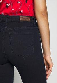 ONLY - ONLGLOBAL - Skinny džíny - dark blue denim - 5