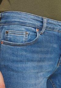 ONLY - ONLEVA LIFE - Jeans Skinny Fit - light blue denim - 4