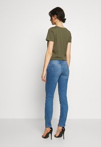 ONLY - ONLEVA LIFE - Jeans Skinny Fit - light blue denim - 2