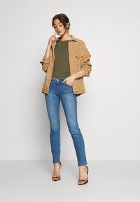 ONLY - ONLEVA LIFE - Jeans Skinny Fit - light blue denim - 1