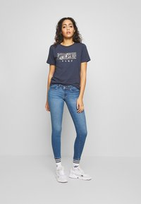 ONLY - ONLCORAL - Jeans Skinny Fit - medium blue denim - 1