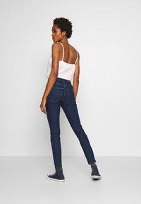 ONLY - ONYPAOLI  - Skinny džíny - dark blue denim - 2