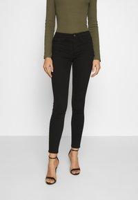 ONLY - ONLMIRINDA BASIC PANT - Skinny džíny - black - 0