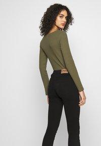 ONLY - ONLMIRINDA BASIC PANT - Skinny džíny - black - 3