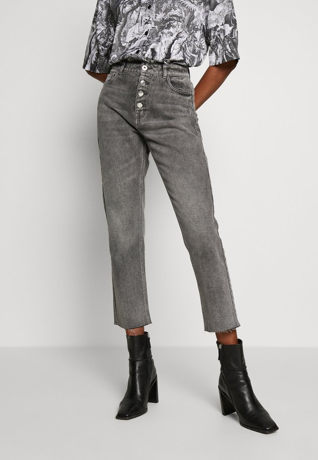 ONLERIN - Jeans a sigaretta - medium grey denim