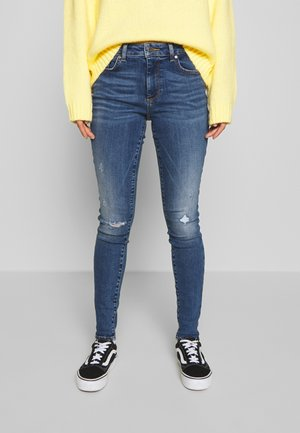 ONLHUSH MID - Jeans Skinny - medium blue denim