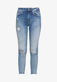 ONLY - ONLBLUSH MID DETROY - Jeans Skinny Fit - light blue denim - 4