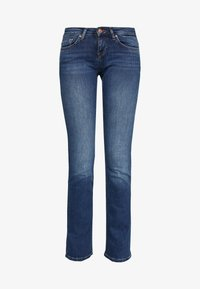ONLY - ONLCORAL SWEET - Flared Jeans - medium blue denim - 3