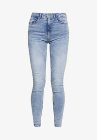 ONLY - ONLPAOLA LIFE - Skinny džíny - light blue denim - 3