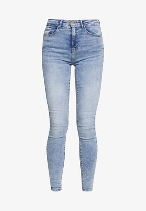 ONLPAOLA LIFE - Skinny džíny - light blue denim