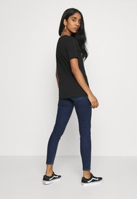 ONLY - ONLOPTION LIFE  - Jeans Skinny - dark blue - 2